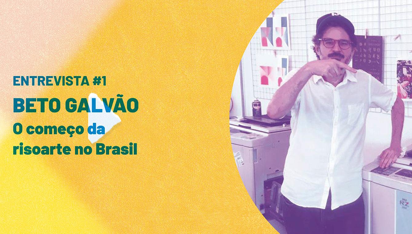 O Começo da risoarte no Brasil
