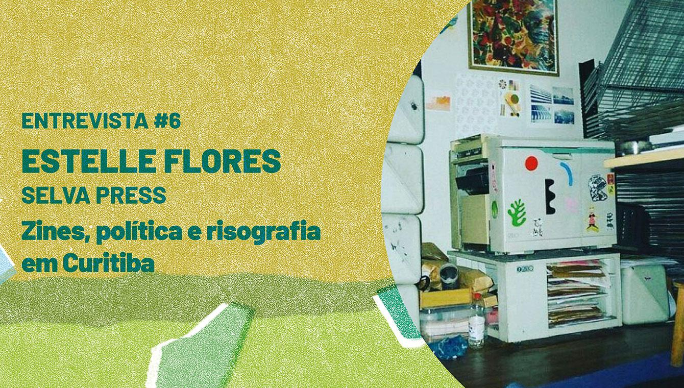 Publicações, política e risografia em Curitiba