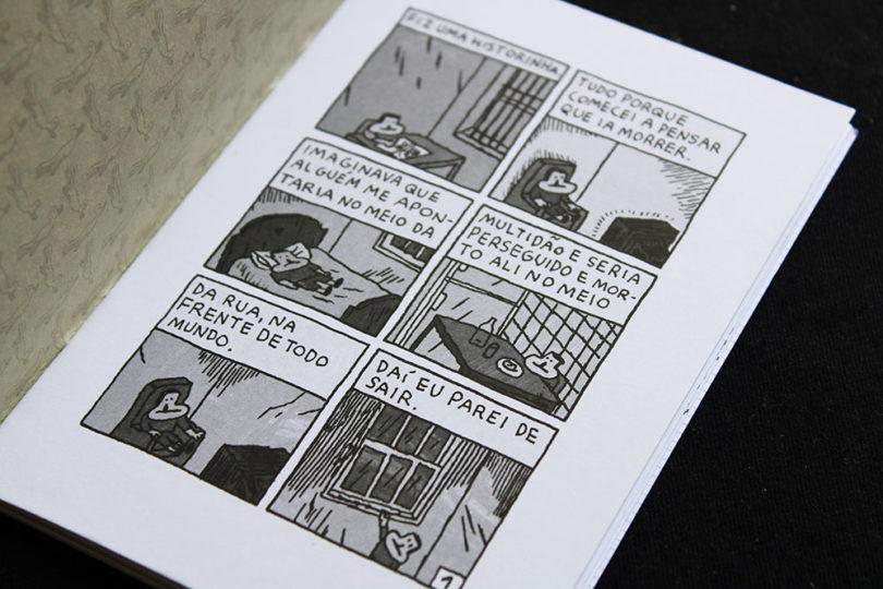 Eu Fiz Uma História em Quadrinhos