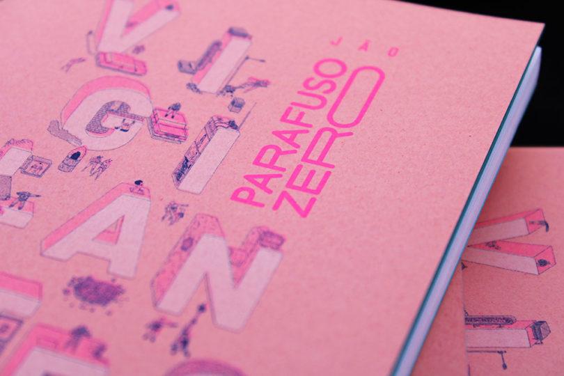 PARAFUSO ZERO: Vigilantes (capa cartonada)
