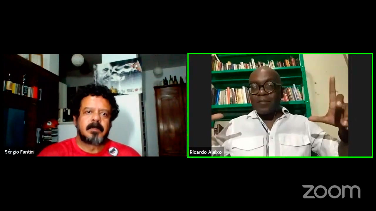 Sérgio Fantini & Ricardo Aleixo