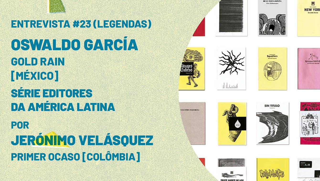 Editores da América Latina: Gold Rain